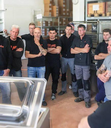 BOSS Vakuum meets ERME Switzerland