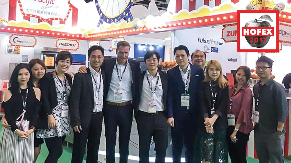 30 Jahre HOFEX – Asiens größte Food- & Hospitility Tradeshow