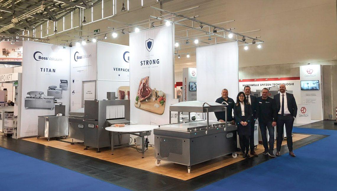 ANUGA FoodTec, Köln: Besucherrekord