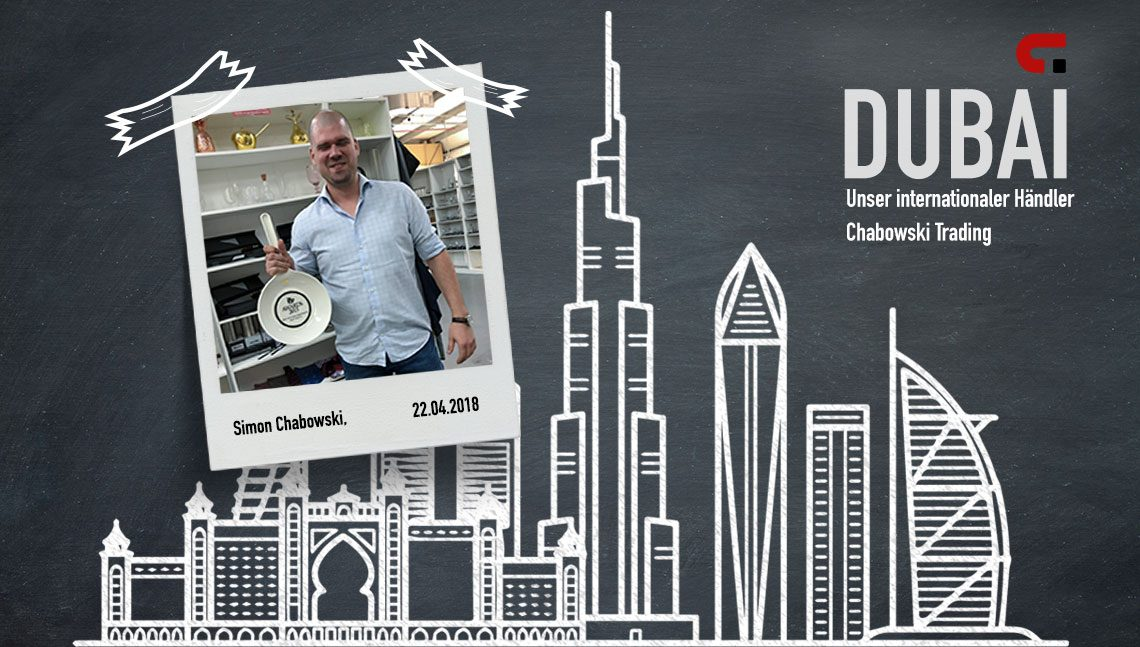 Awardträger aus DUBAI – aktiver denn je.