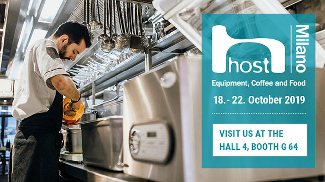 HOST 2019 MAILAND