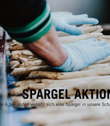 So verpacken die Norddeutschen ihren geliebten Spargel